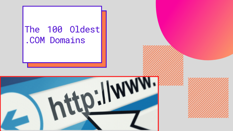 Oldest .com Domain