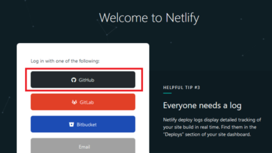 Photo of Mudahnya Hosting Website Statis Di Netlify Dari Repository GitHub