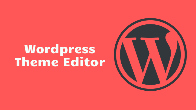 Apa Itu Plugin Editor Dan Theme Editor WordPress?