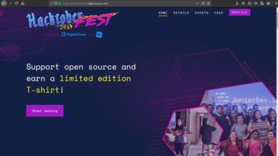 Photo of Mari Berkontribusi Ke Komunitas Open Source Melalui Hacktoberfest 2019