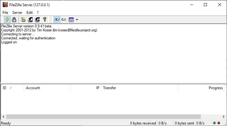 Mengaktifkan Server FTP Di XAMPP