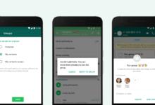 Photo of Setelan Privasi Baru, Pengguna Bisa Tolak Undangan Grup WhatsApp